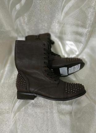 Ботинки осенние стильные