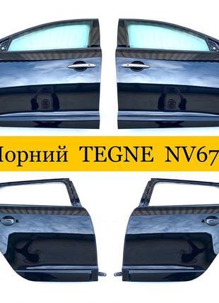 Двери задние передние Renault Megan 3 Рено Меган левая правая ...