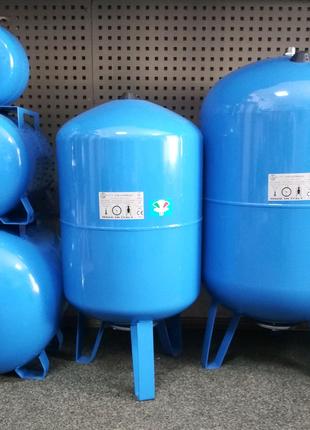 Гидроаккумуляторы и расширительные баки для отопления