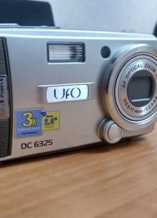 Цифровой фотоаппарат UFO