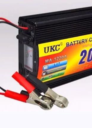 Зарядное устройство для автомобильного аккумулятора UKC Battery