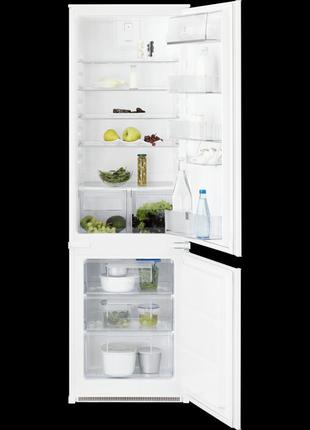 Вбудований холодильник Electrolux ENN92811BW Встраиваемый