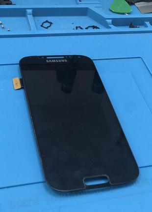 Дисплей на Samsung Galaxy S4. Снят с устройства. Разборка!