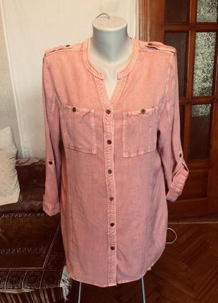 Стильная рубашка,блузка,туника,пляжная рубашка,zamba