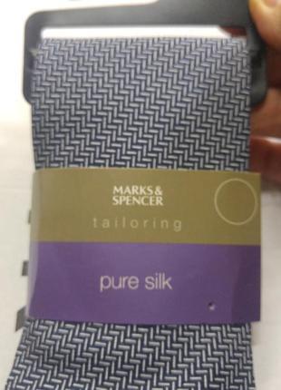 Галстук 100% silk