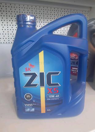 ZIC X5 10w40 4л