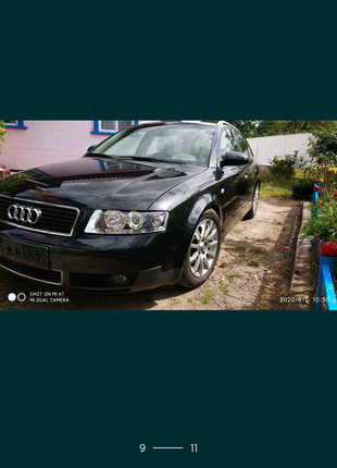 Audi a4 2003 1.6 бензин