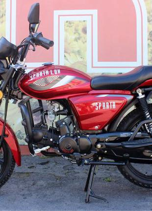 Продам мотоцикл Sparta Lux -150 кубовый.