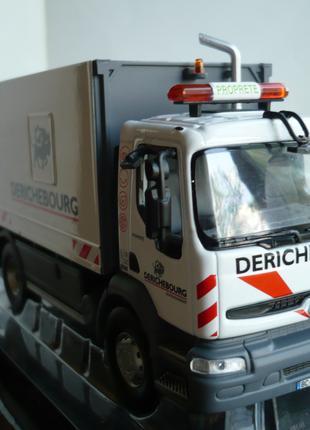 Renault Premium мусоровоз 1:43 Norev