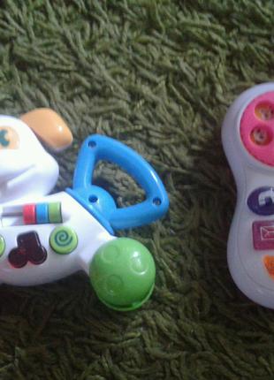 Продам игрушки на батарейках