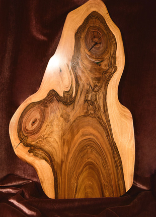 Столешница из дерева - слэба Орех