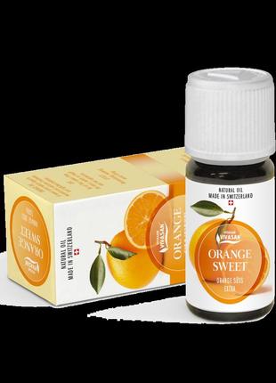 Эфирное масло апельсина бразильского Vivasan, Швейцария