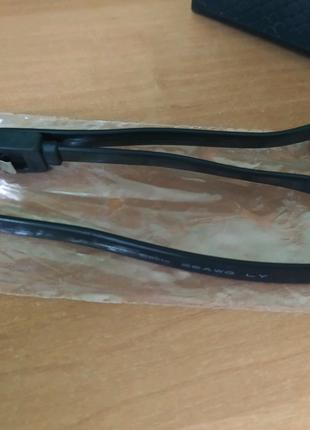 Угловой кабель SATA 3-SATA 3 (III) провод шнур для ssd, hdd