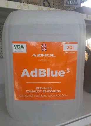 Adblue Azmol 20л
