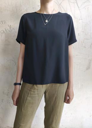 Черная футболка, блуза Primark