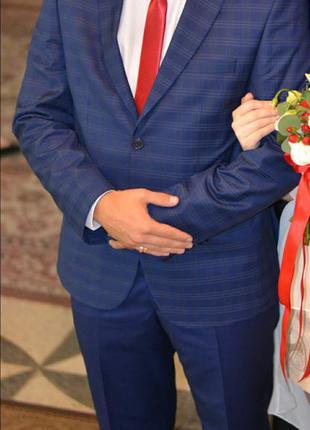 Турция стильний чоловічий костюм