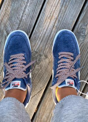 Nike air force blue  🆕 мужские кроссовки найк аир форс 🆕 синие...