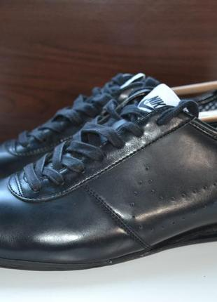Nike shox rivalry 2  кроссовки кожаные 44р. оригинал