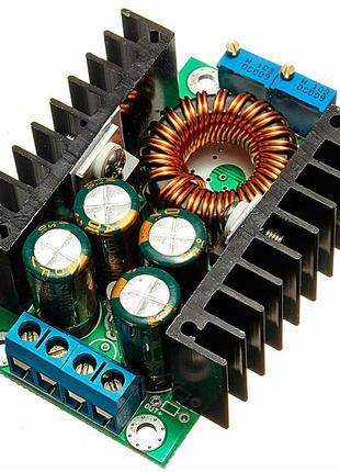 Модуль 300W DC-DC понижающий с регулировкой тока и нпряжения