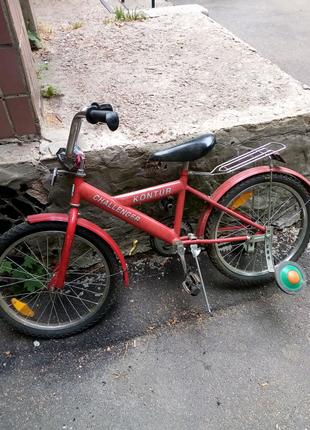 Велосипед детский на запчасти