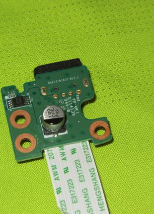 Плата USB HP Pavilion G7-2000 series 34R33UB0020 DAR33TB16C0