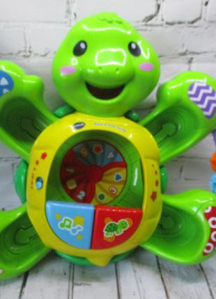 Інтерактивна черепаха vtech интерактивная черепаха музыкальная