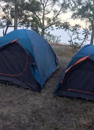 Аренда палаток, туристического снаряжения в Одессе
