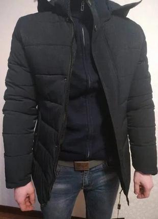 Зимняя мужская куртка 50 размер