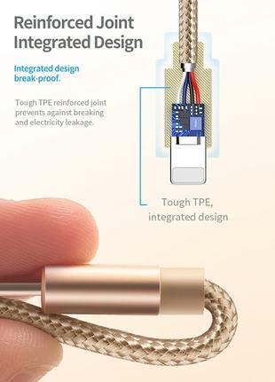 Рок-н-кабель для iPhone