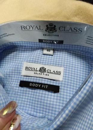 Фирменные мужские рубашка royal class