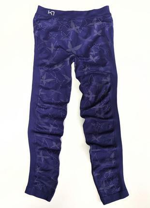 Kari traa норвежские компрессионные штаны лосины спортивные ле...