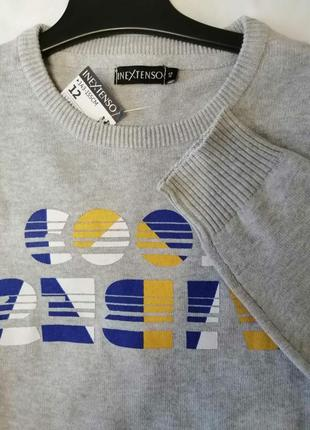 Стильний свитер для мальчика