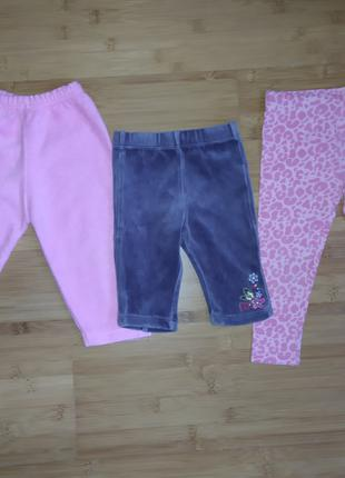 Легинсы KENZO, лосины FUTURINO для девочки, штаны, рейтузы.