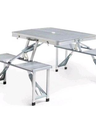 Туристический складной стол UTM трансформер для пикника