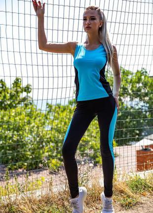 Спорт костюм женский, костюм для фитнеса, жіночий спортивний к...