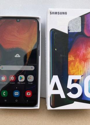 Продам смартфон Samsung A50 (SM_A505F) 4/64 Black Официальный ...