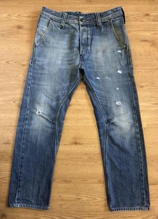 Продам джинсы DIESEL, Gualbon, штаны, Дизель