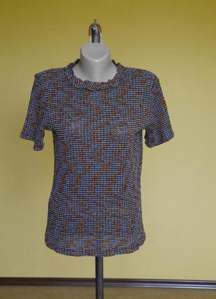 Блуза брендова розмір l zara