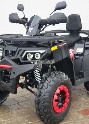 Квадроцикл Comman Scorpion 200cc. Доставка без предоплат!