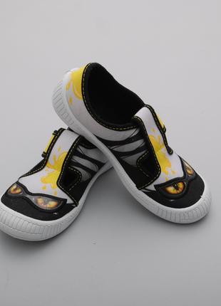 Кеды  мокасины слипоны дракон брендовая обувь md польша 32