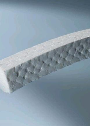 Фторопластовая набивка уплотненитель квадратный гибкий фторопласт