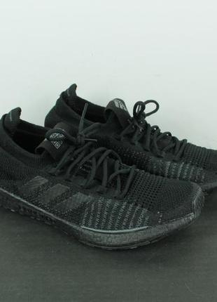 Оригинальные кроссовки adidas pulseboost hd core black