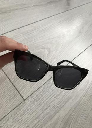 Черные очки, солнцезащитные очки, модные очки 2020 от max&co.