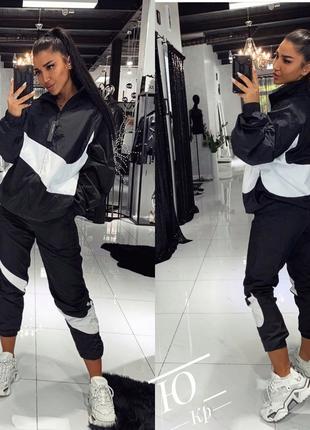 Женский костюм NIKE плащевка хит продаж 2020