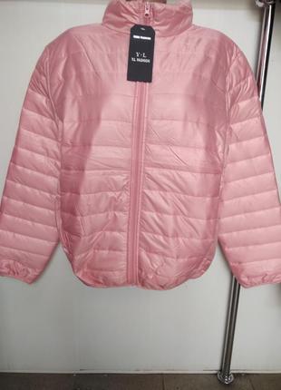 Куртка деми утеплитель синтепон