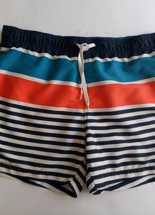 Шорты пляжные, плавательные мужские h&m😍, размeр м🔥