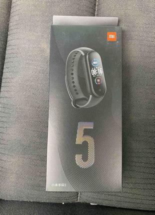 ОРИГИНАЛЬНЫЙ  Xiaomi Mi band 5.