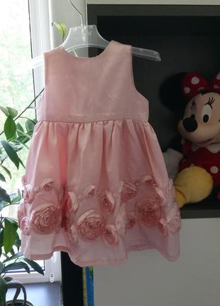 Нежное платье 👗 для маленькой принцесы