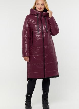 Куртка женская удлиненная демисезонная,зимняя размеры: 50-60