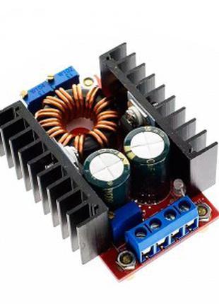 Повышающий преобразователь 150W с регулировкой тока и напряжения